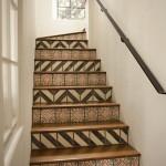 Talavera Tile stair Risers