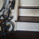 Traditional Look Stair Riser