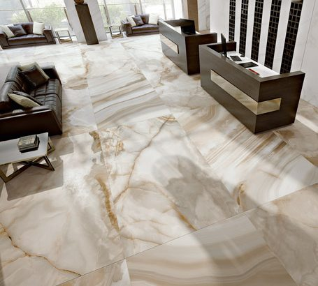 large format Porcelain Tile